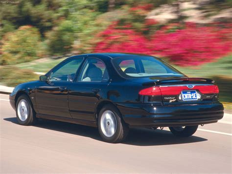 Ford Contour Photos Photogallery With 15 Pics Carsbasecom