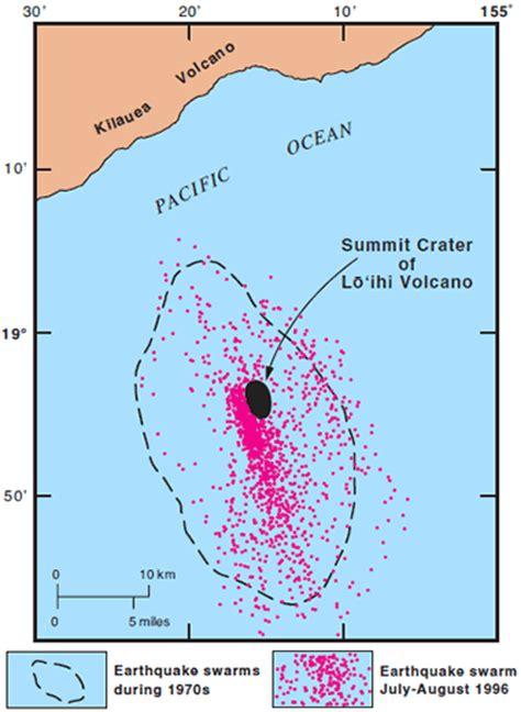 loihi seamount   volcanic island   hawaiian chain