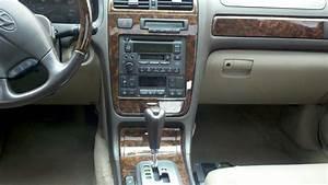 2002 Hyundai Xg350 - Interior Pictures