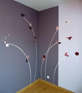 mise en couleur pour une chambre de petite fille pictures With petite chambre pour 2