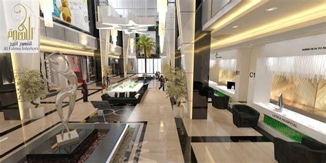 And Interiors by Latifa Hospital Interior Design Al Fahim Interiors