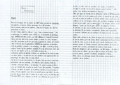 Andromaque Resume Acte 1 by Corrig 233 S De Commentaire Compos 233 Et De Dissertation