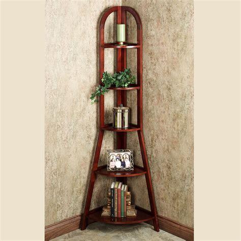 corner ladder shelf furniture wonderful design of corner ladder shelf