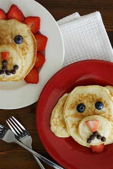 ideen fuer lustiges kindergeburtstag essen