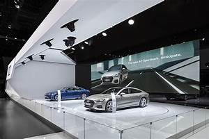 Audi Genf 2018 Metron Eging GmbH