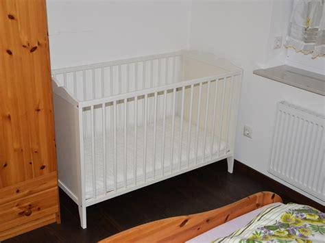 Babybett Im Elternschlafzimmer by Nordsee Ferienhaus Barrierefrei In Fedderwardersiel