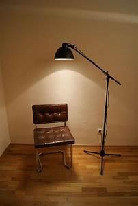 Stehlampe Retro Design : tripod industrie design lampe retro loft bauhaus stehlampe stativ s ~ Sanjose-hotels-ca.com Haus und Dekorationen