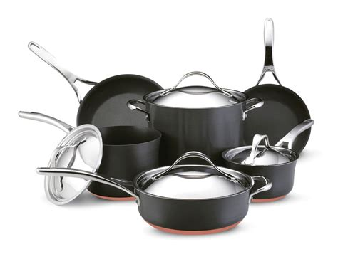 nonstick  stainless cookware    choose