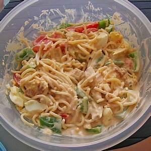 Gefrorene Garnelen Zubereiten : spaghettisalat a la schateffi 3 8 5 rezept spaghettisalat salat und spaghettisalat rezept ~ Watch28wear.com Haus und Dekorationen