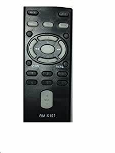 Amazon Com  New Sony Replaced Remote Control Rm