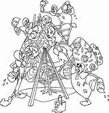 Wonderland Alice Coloring Pages sketch template