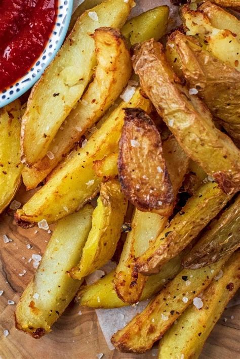 chips air fryer fries recipe recipes