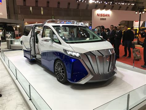 Toyota Alphard 2019 by 2019 Toyota Alphard Redesign Review Rumors Release Date