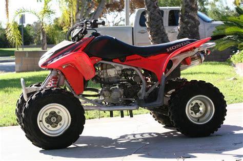 Honda Trx450r Motorcycles For Sale In California