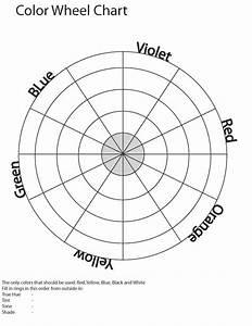 Best blank color wheel chart worksheet ideas on pinterest ...