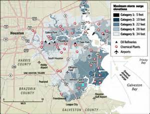 Flooding in Houston Flood Maps