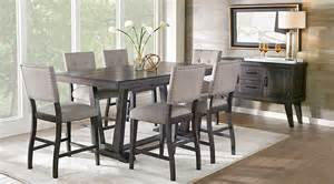 5 dining room sets hill creek black 5 pc counter height dining room dining room sets black