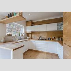 Scandinavian Kitchen  Wood Works Brighton