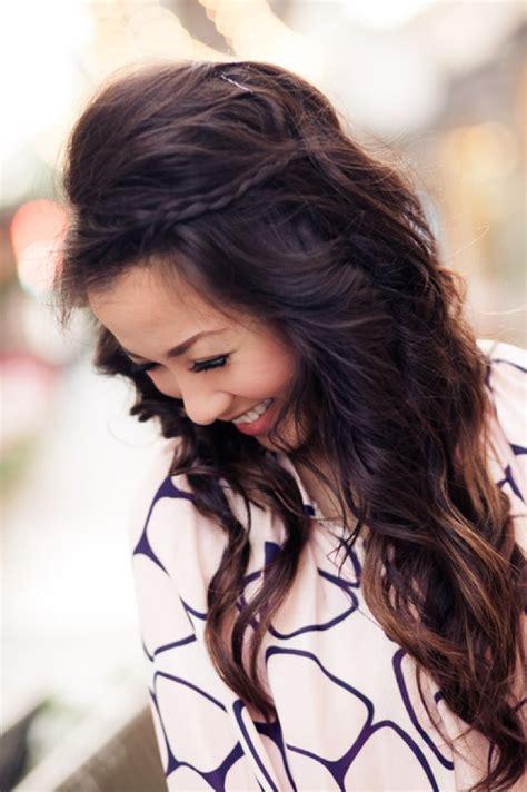 simple braids  hairstyles  women