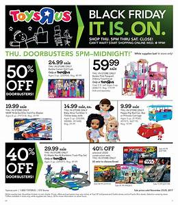 Toys R Us Black Friday 2018 Ad, Deals & Sales ...