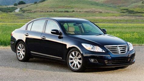 Hyundai To Launch Genesis Luxury Brand