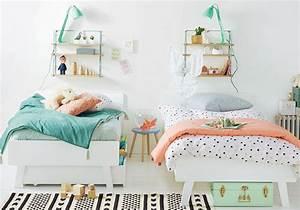 Deco Pour Chambre Fille : les 30 plus belles chambres de petites filles elle d coration ~ Melissatoandfro.com Idées de Décoration