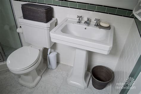 bathroom tile ideas 39 s 1930s bathroom remodel and retro