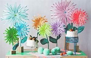 Blumen Basteln Fensterdeko : fensterblumen basteln raum und m beldesign inspiration ~ Markanthonyermac.com Haus und Dekorationen