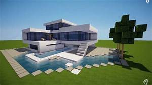 Modern House Designs On Minecraft Pe 12 Marvellous
