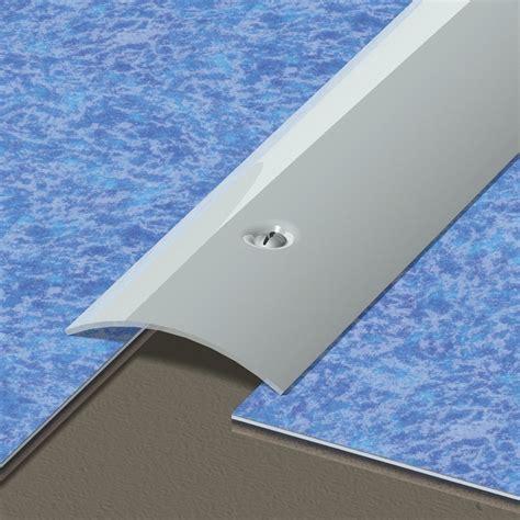 barre de seuil inox gris l 166 x l 4 5 cm leroy merlin