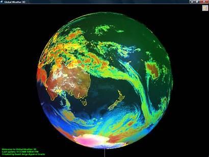 Weather Global 3d Website Browser Official