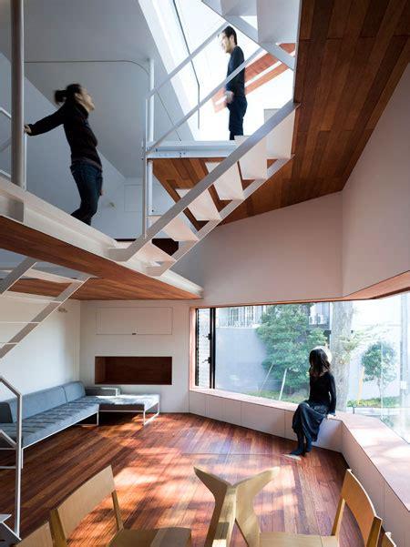urban home  modern japanese architects