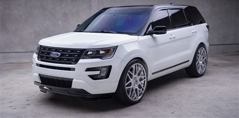 2019 Ford Explorer Sport, Release, News, Spy Shots