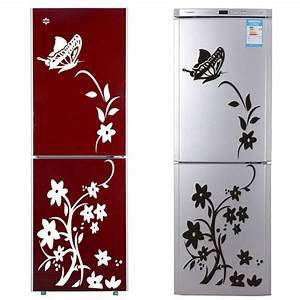 Best 25 refrigerator decoration ideas on pinterest for What kind of paint to use on kitchen cabinets for wall sticker posters