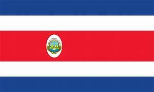 Bandera Costa Rica Grupo Junoy