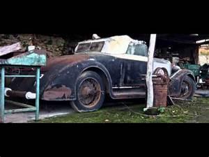 Donne Voiture A Restaurer : 60 automobiles de la collection baillon youtube ~ Medecine-chirurgie-esthetiques.com Avis de Voitures