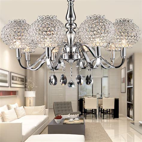 lustre de salon moderne design en image