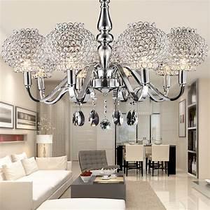 Lustre Pour Chambre : lustre de salon moderne design en image ~ Teatrodelosmanantiales.com Idées de Décoration