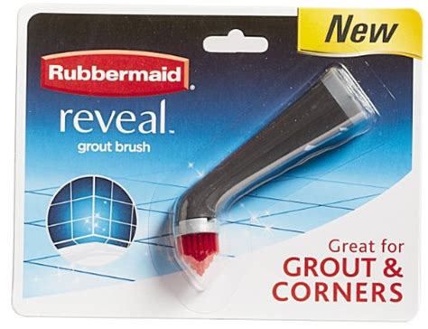 rubbermaidreveal power scrubber pointed grout scrubber