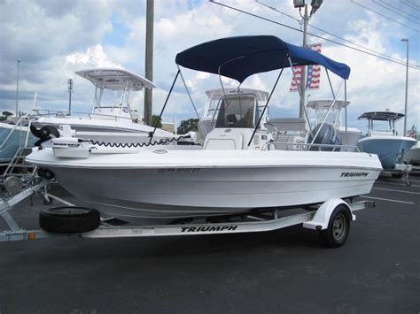 Triumph Boats Warranty by Triumph Bay Boat Boats For Sale