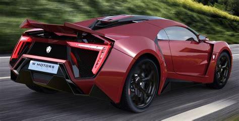 fast  furious   motors lykan hypersport cars