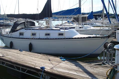 Boat Transport Lake Lanier by 1979 30 Sail Boat For Sale Www Yachtworld