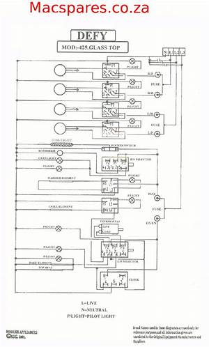 ytliuinfowiring diagram for defy gemini oven  brodieytliu