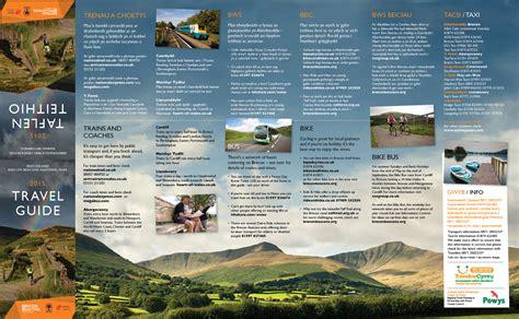 tourism bureau ingleby davies design car trails and brecon beacons