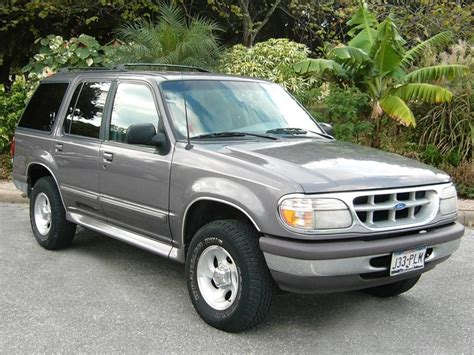 all car manuals free 1995 ford explorer electronic toll collection 1997 ford explorer overview cargurus