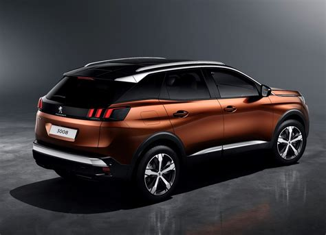 Peugeot Car : New Peugeot 3008 Coming To Sa In 2017