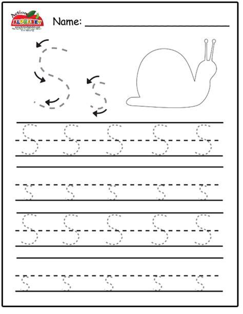 letter s activities preschool lesson plans