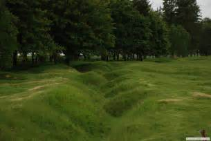 Battle of Somme Trenches Today