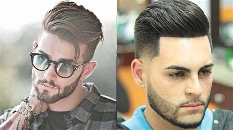 Boy Hairstyles by Hairstyle Trends For 2018 Haircuts For Guys