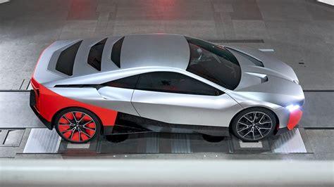 Bmw M Next Concept Points To I8 Successor
